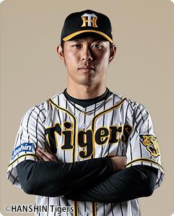髙山 俊選手 写真