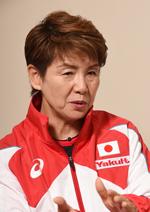井村コーチ