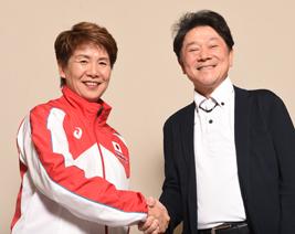 井村コーチ×ファイテン平田