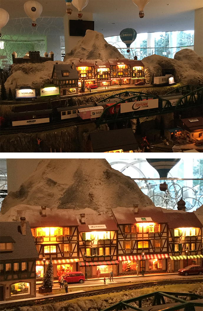 【CSR活動】ヒルトン東京ベイ・クリスマス・トレイン企画に参加しています