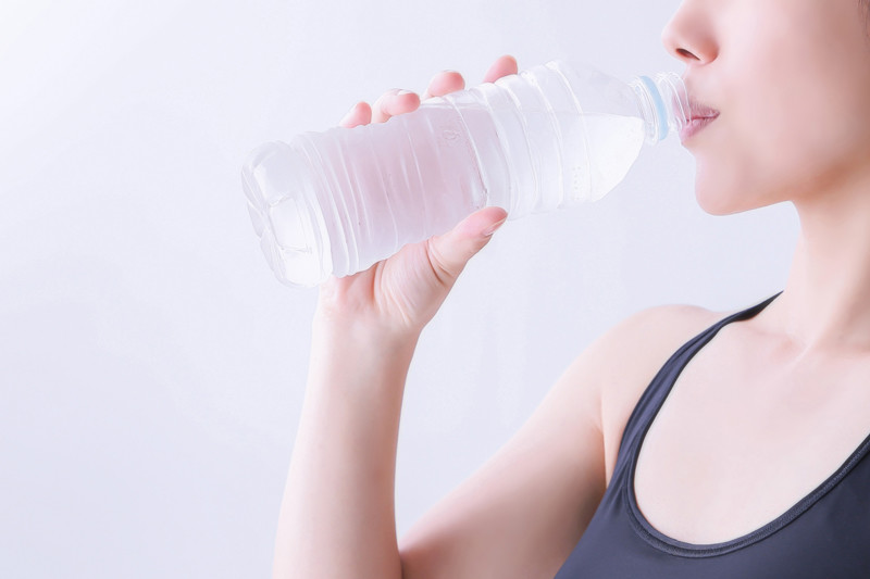 適切な水分補給の方法について